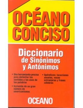 Dicc. oceano conciso (sin y...