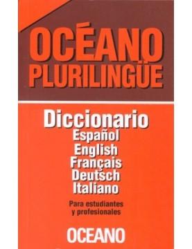 Dicc. oceano plurilingue