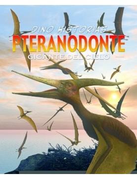 Pteranodonte gigante del cielo