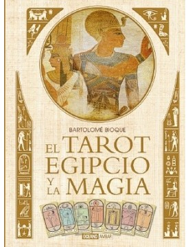 Tarot egipcio y la magia. el