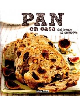 Pan en casa del horno al...