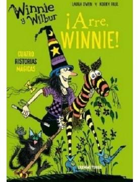 Winnie y Wilbur. ¡Arre,...