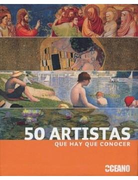 50 Artistas que hay que...