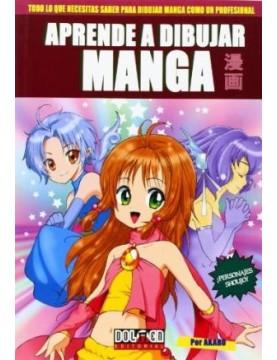 Aprende a dibujar manga n° 1