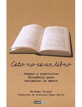 Esto no es un libro (juegos...