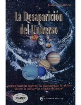 Desaparicion del universo. la