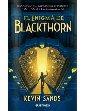 Enigma de Blackthorn, El-TD