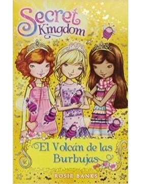 Secret Kingdom 7. Volcán de...