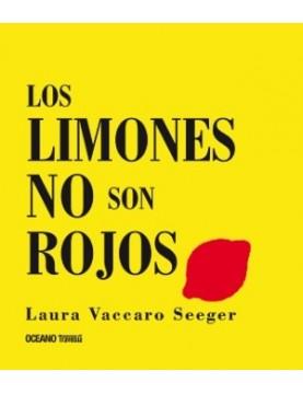 Limones no son rojos. los