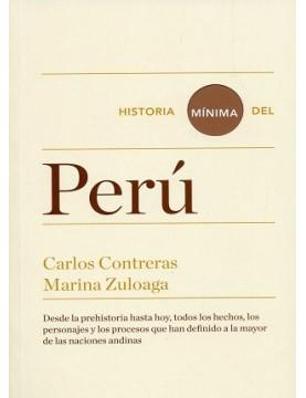Historia mínima del Perú