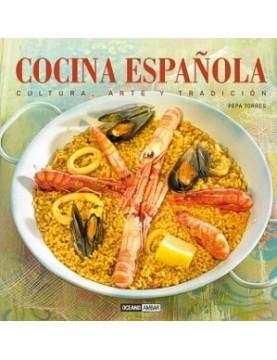 Cocina española cultura,...