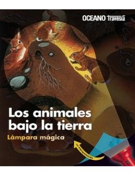 Animales bajo la tierra....