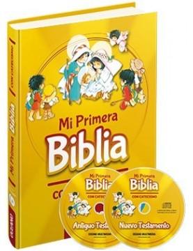 Mi primera biblia con...