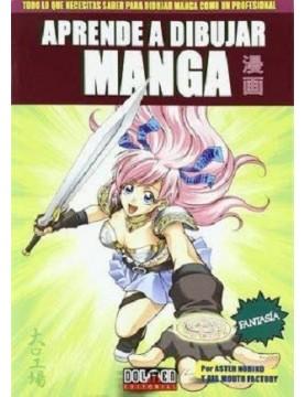 Aprende a dibujar manga...