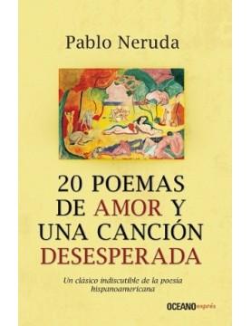 20 Poemas de amor y una...