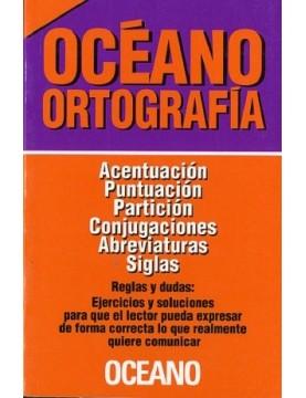 Dicc. oceano ortografia  -...