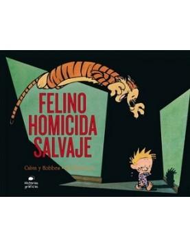 Calvin y Hobbes 9.Felino...