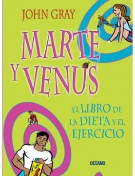 Marte y venus - el libro de...