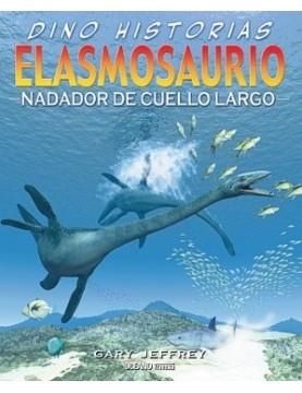 Elasmosaurio nadador de...