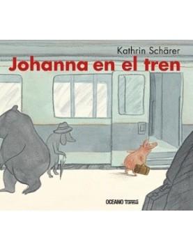 Johanna en el tren