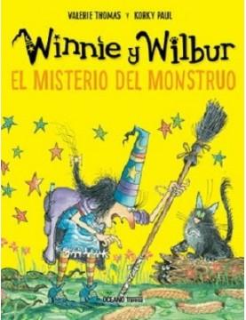 Winnie y Wilbur.El misterio...