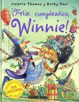 Feliz dimpleaños, winnie!