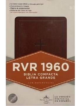 Biblia Compacta Letra...