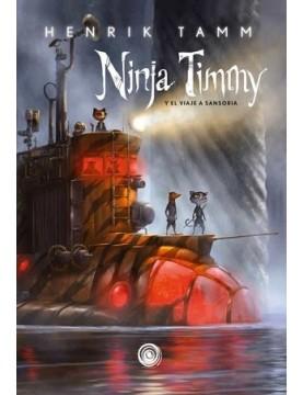 Ninja Timmy 2 El viaje a...