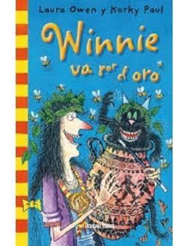 Winnie va por el oro
