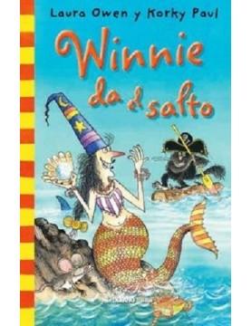 Winnie da el salto