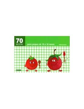 70 Recetas para peques de...