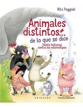 Animales distintos…de lo...