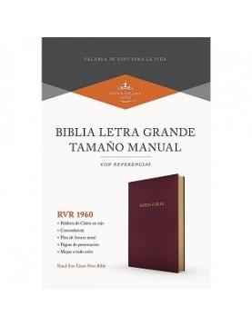 RVR 1960 Biblia letra...