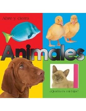 Abre y cierra animales