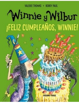Winnie y Wilbur. ¡Feliz...