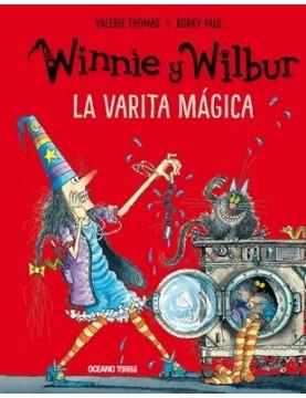 Winnie y Wilbur.  La varita...