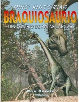 Braquiosaurio. Dinosaurio...
