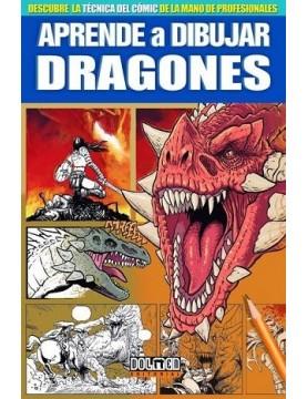 Aprende a dibujar dragones...